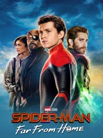 Spider Man Far from Home : English Movie