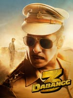 Dabangg 3 : Hindi Movie