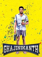 Ghajinikanth Hindi : Hindi Movie